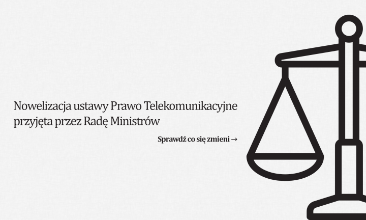 Nowelizacja ustawy Prawo Telekomunikacyjne